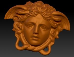 archivio 3d, la scansione 3d nel mondo dell'arte