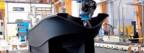 Stampa 3D da record per l'Università del Maine