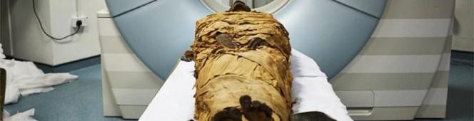 La stampa 3D riproduce la voce di una mummia
