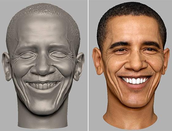 Natale 3D alla Casa Bianca