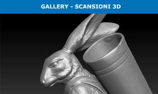 PERCHÈ UNA SCANSIONE 3D?